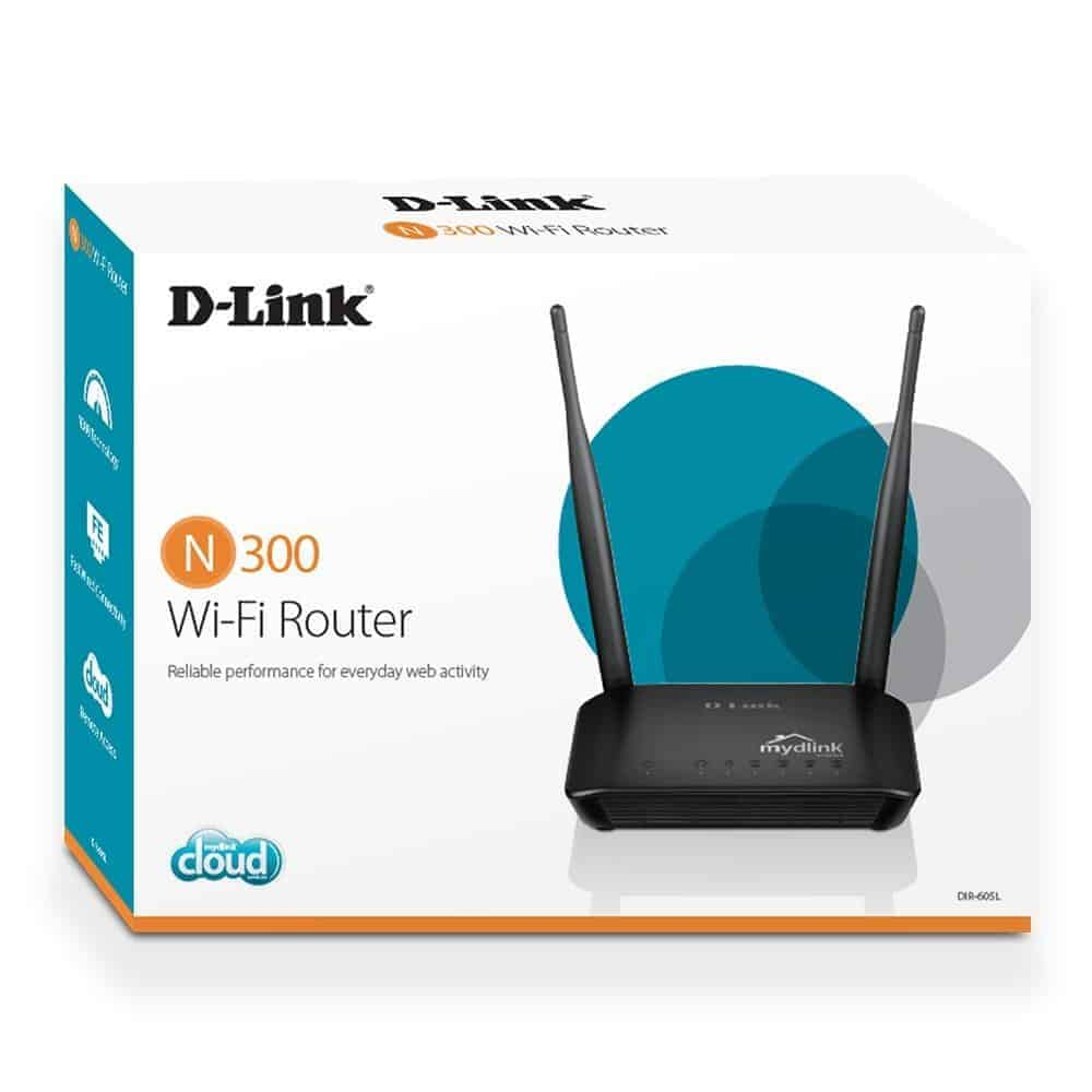DIR-605L Wireless N300 Cloud Router review