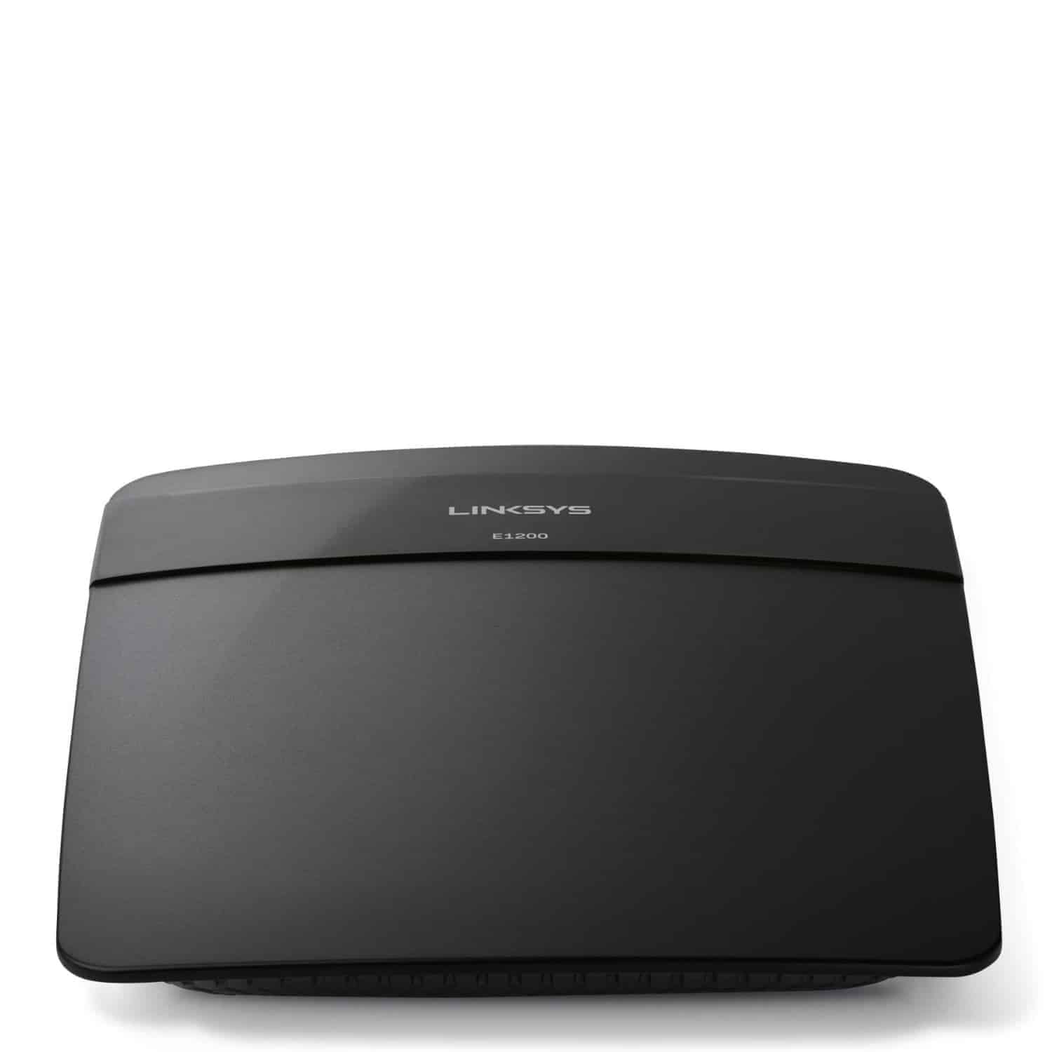 Cisco Linksys e1200 Wireless n router user Manual