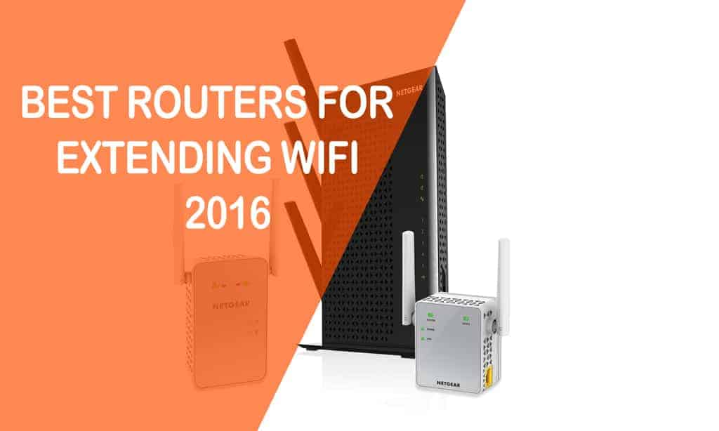 best routers for extending wifi reviewed in 2016