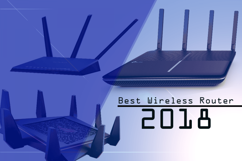 best wifi routers for 2018