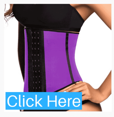 Women's Faja Deportiva Workout Waist Cincher from Ann Cherry