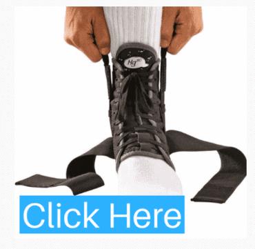 Mueller HG80 Ankle Brace