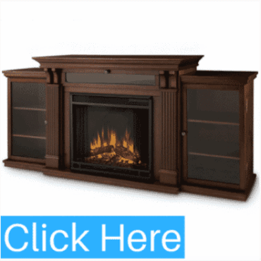 REAL FLAME 7720E CALIE ENTERTAINMENT UNIT (FIREPLACE)