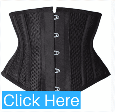 Camellias Corset Waist Trainer
