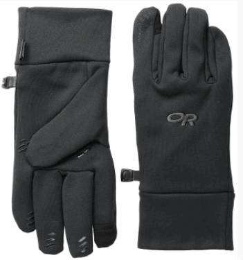 UNISEX OUTDOOR RESEARCH AFTERBURNER GLOVES