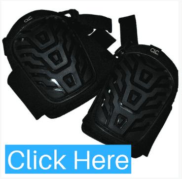 Custom Leathercraft 345 Professional Knee Pads