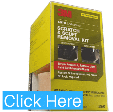 3M 39087 Scratch and Scuff Removal Kit