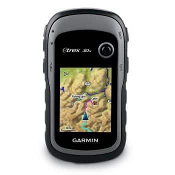 GARMIN ETREX 30X HANDHELD GPS NAVIGATOR (010-01508-10)