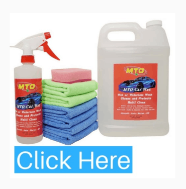 Waterless Car Wax Kit (144 0z.)