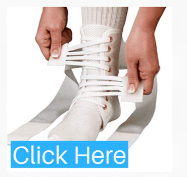 ASO Speed Lacer Ankle Brace