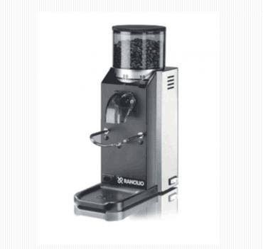 THE RANCILIO SD ROCKY COFFEE GRINDER