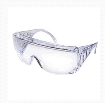 MSA CLEAR ECONOMICAL SAFETY GLASSES (817691)
