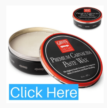 best Carnauba Paste Wax