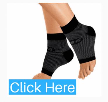 (3D) Weaving Elastic Nylon Strap Ankle Support Brace
